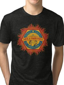 Opie and Thurston's Hot Sauce Tri-blend T-Shirt
