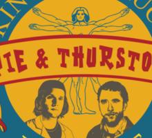 Opie and Thurston's Hot Sauce Sticker