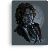 Eighth Doctor Canvas Print