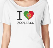 I ♥ PORTUGAL Women's Relaxed Fit T-Shirt