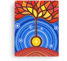 Banjo Harmonic Energy Canvas Print