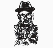 DMC Retro - Run DMC by sketchNkustom