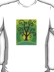 unfurling tree of lushiousness T-Shirt