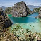 Postcard from Coron Island by Paul Weston