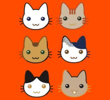 cute cats <3 Kids Tee