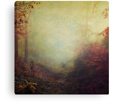 Fall Impressions Canvas Print