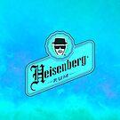 Heisenberg Rum Blue - Breaking Bad by Squally92