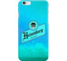 Heisenberg Rum Blue - Breaking Bad iPhone Case/Skin