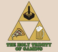 Holy Trinity of Gaming 1 by WabiSabiWill