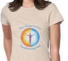 Tao experience Womens Fitted T-Shirt