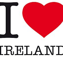 I ♥ IRELAND by eyesblau