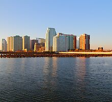 Lower Jersey City Newport by pmarella