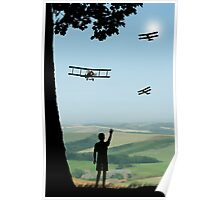 Childhood Dreams - The Flypast Poster