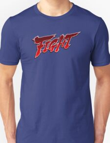 Streetfighter - Fight Unisex T-Shirt