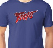 Streetfighter - Fight Unisex T-Shirt