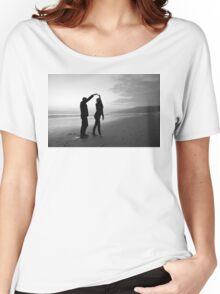 Beach // Love // Dance Women's Relaxed Fit T-Shirt