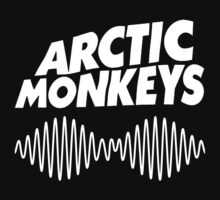 Arctic Monkeys AM by Saraalshker