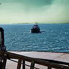 MV's Trinity Bay & Kestrel Bay by V1mage