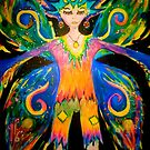 Male Rainbow Fairy by jonkania