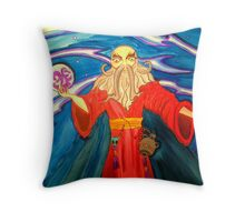 Merklyn from the Visionaries Throw Pillow