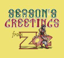 Season's Greetings from Zoe Kids Tee