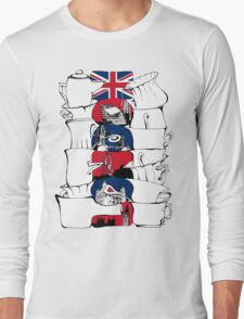 BeauTEAS of London Long Sleeve T-Shirt