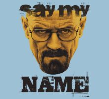 BREAKING BAD- Say My Name by Iva Ivanova