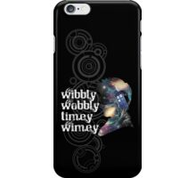 Wibbly, Wobbly, Timey, Wimey Phone iPhone Case/Skin