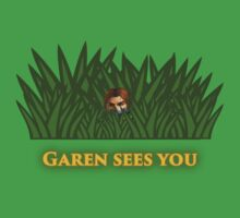 Garen sees you Kids Clothes