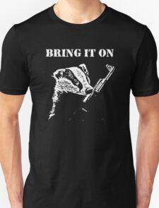 Badger Fights Back (safe) T-Shirt