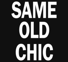 SAME OLD CHIC - Lindsay Lohan by xnmex