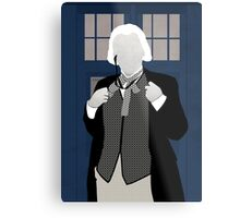The first Doctor Metal Print