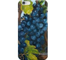 Ontario Grapes iPhone Case/Skin