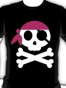 Yo Ho Yo Ho A Pirate's Life For Me T-Shirt