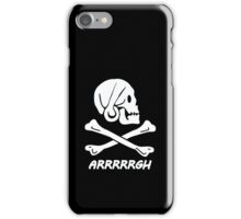 Smartphone Case - Pirate Flag (14) iPhone Case/Skin