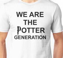 Harry Potter generation Unisex T-Shirt