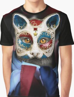 Peaceful Pussy in Simferopol Graphic T-Shirt