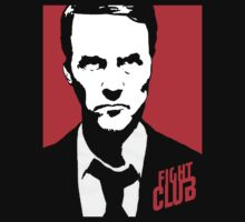 fight club - E. Norton by KZADesign