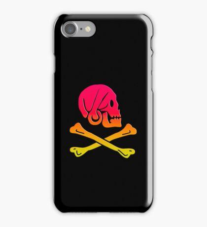 Smartphone Case - Pirate Flag (16) iPhone Case/Skin