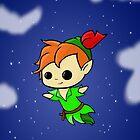 Peter Pan by GummiZombie
