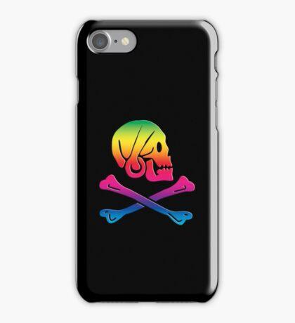 Smartphone Case - Pirate Flag (19) iPhone Case/Skin