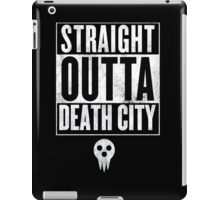 Soul Eater Straight Outta Death City iPad Case/Skin