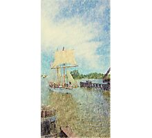 STV Pathfinder - Parade of Sails Photographic Print