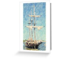 Peacemaker - Parade of Sails Greeting Card