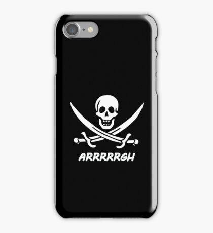 Smartphone Case - Pirate Flag (26) iPhone Case/Skin