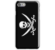 Smartphone Case - Pirate Flag (27) iPhone Case/Skin