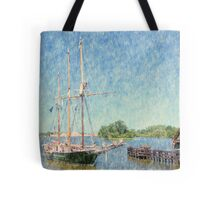 S/V Denis Sullivan - Parade of Sails Tote Bag