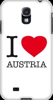 I ♥ AUSTRIA by eyesblau