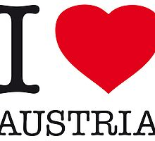 I ♥ AUSTRIA by eyesblau