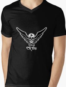 Shadaloo Crew Mens V-Neck T-Shirt